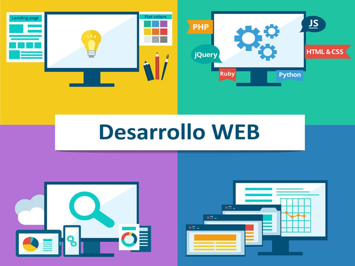 ESERNET · Diseño y Desarrollo Web