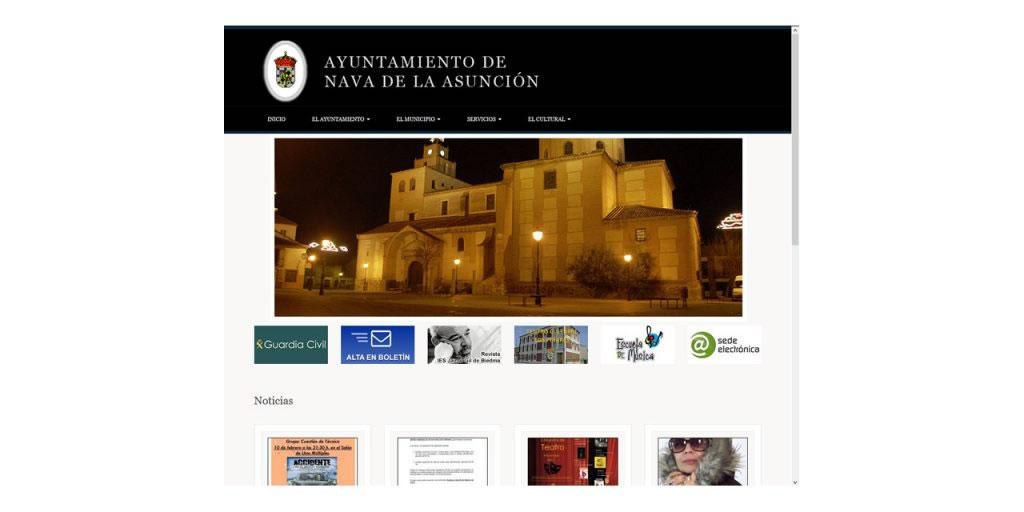 Proyectos - Ayuntamiento de Nava de la Asunción