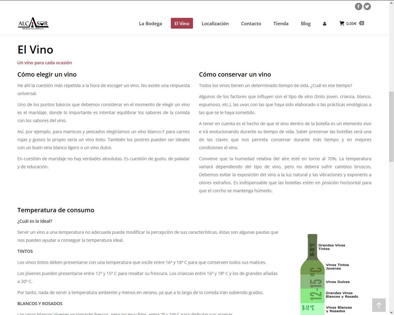 Proyectos - Bodegas Alcasor