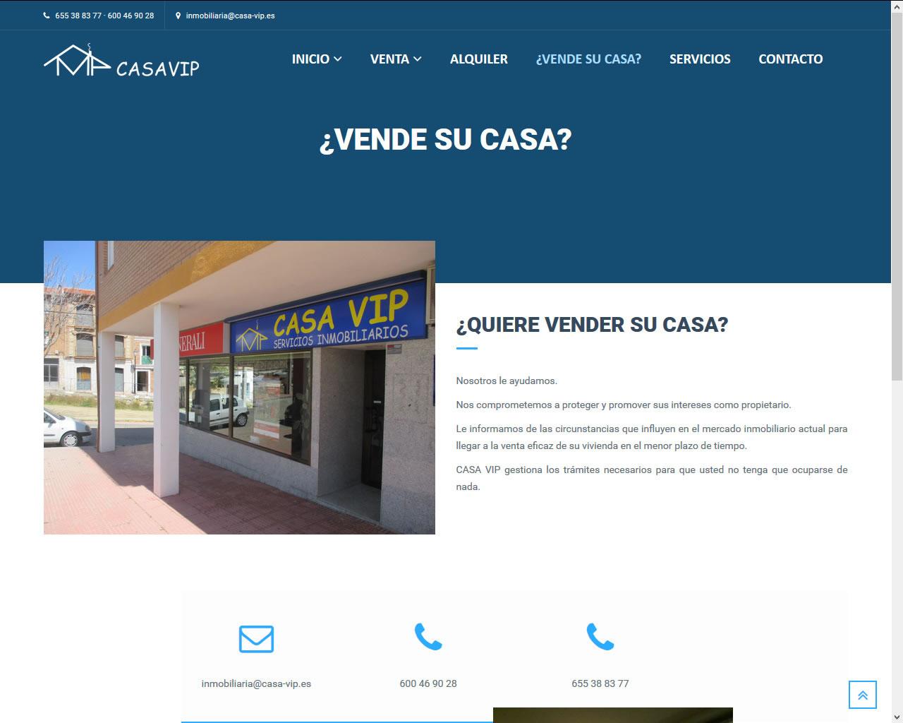 Proyectos - Casa-Vip
