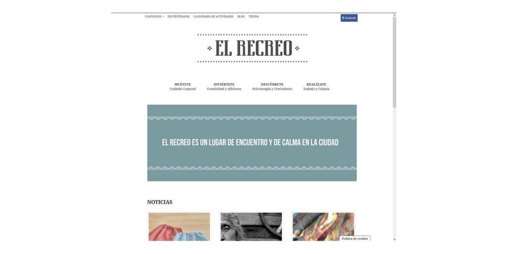 Proyectos - El Recreo