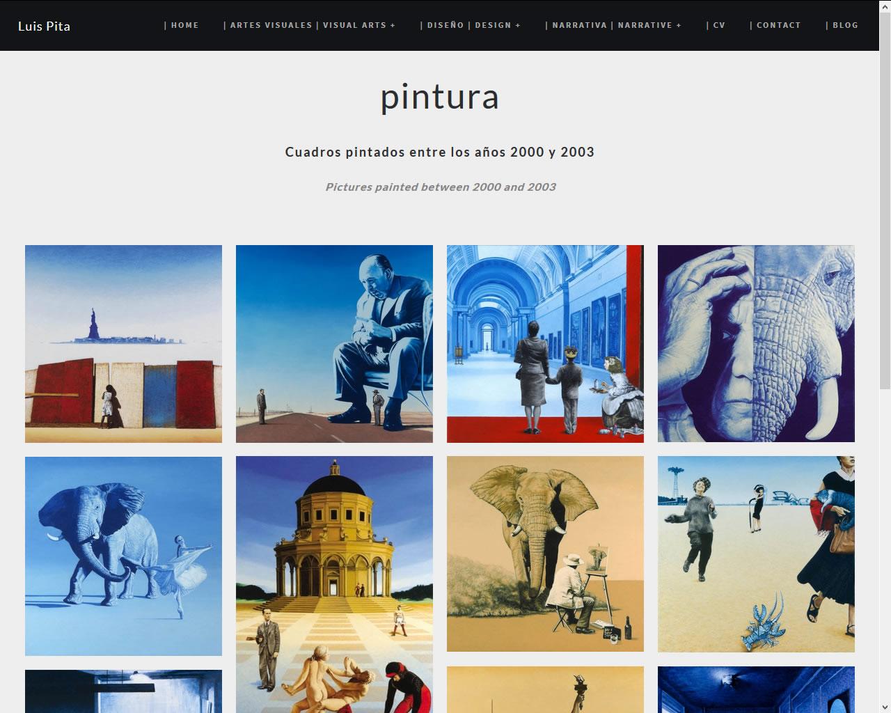 Proyectos - Luis Pita