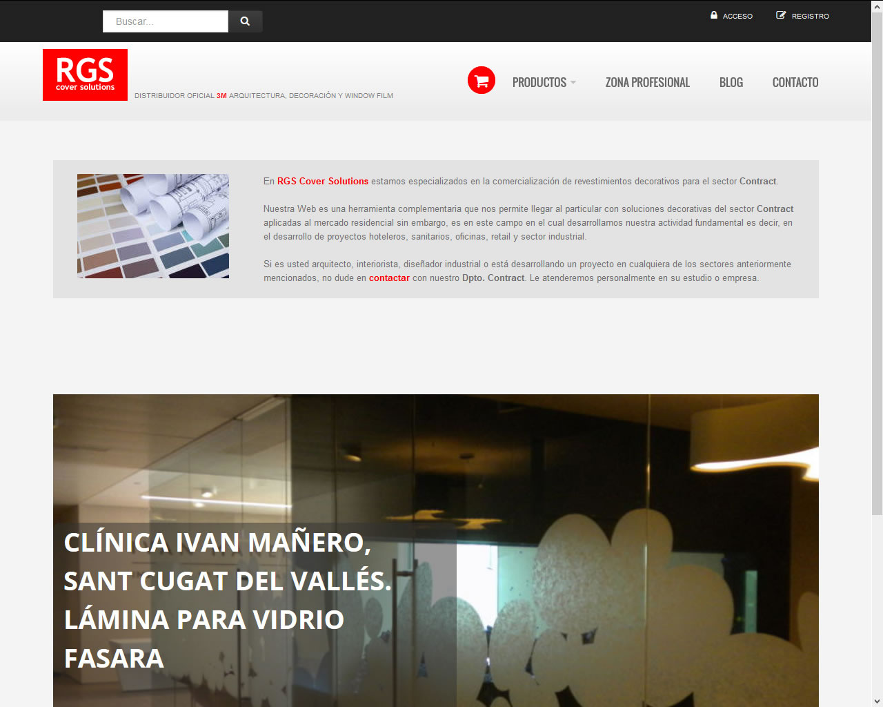 Proyectos - RGS Cover Solutions