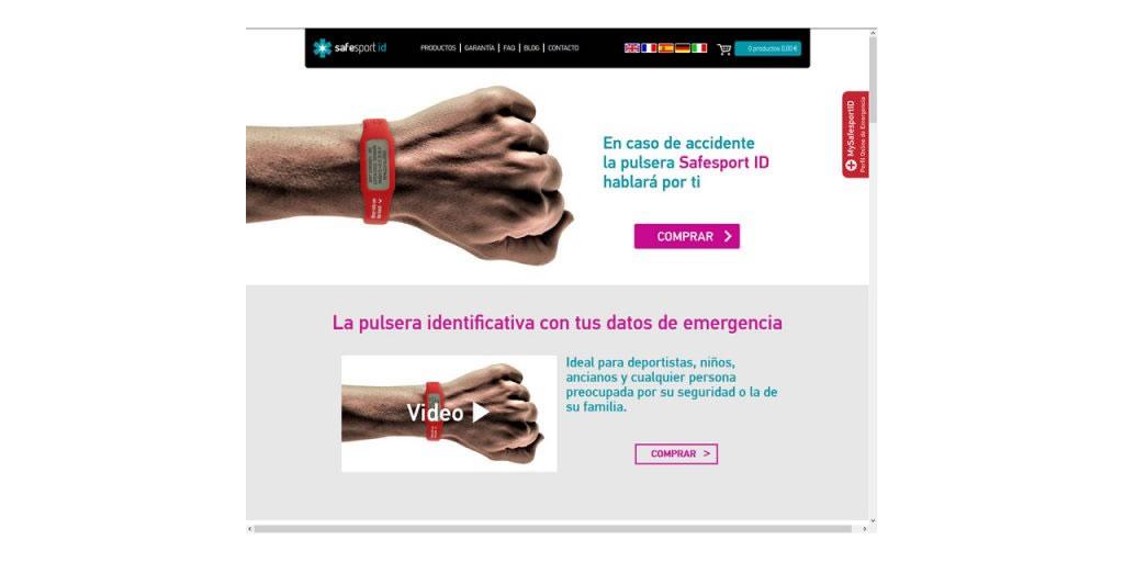 Proyectos - SafesportID