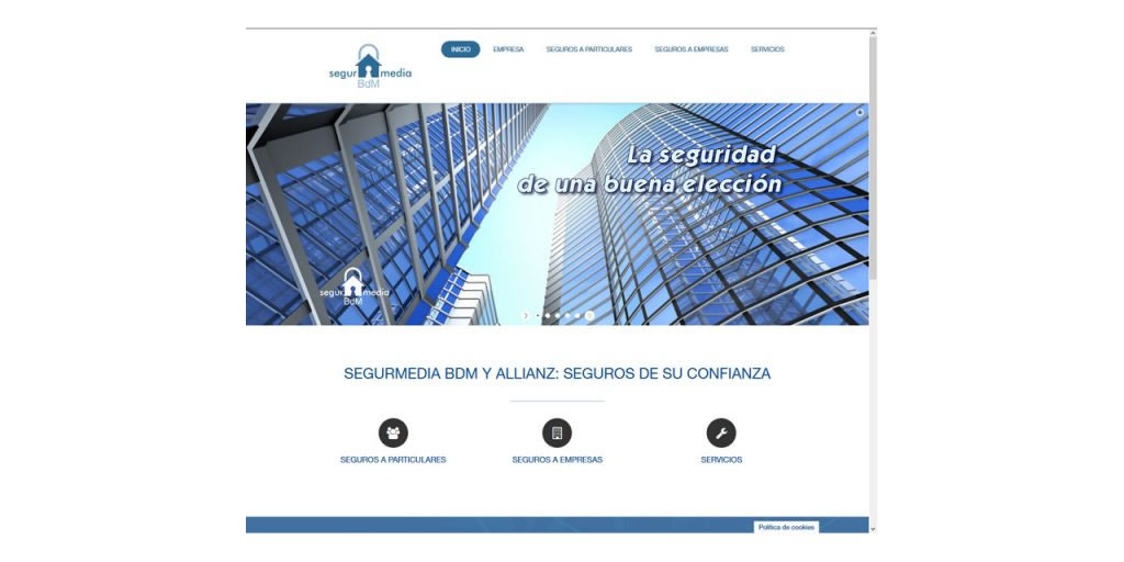 Proyectos - Segurmedia BdM