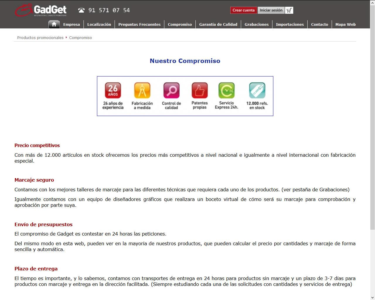 Proyectos - TusGadgets