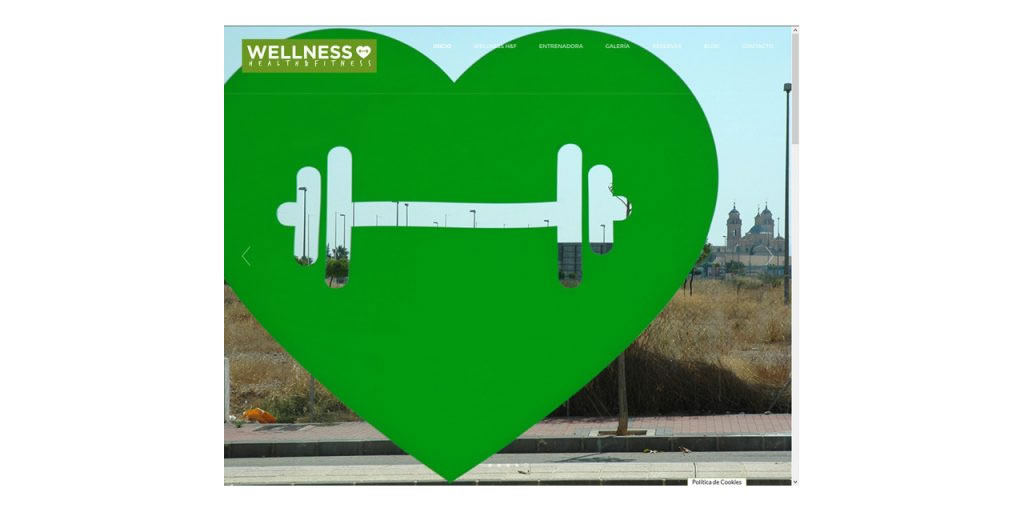Proyectos - Wellnes, Health & Fitness