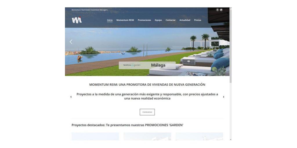 Proyectos - Momentum Reim