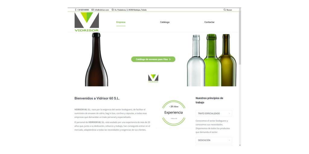 Proyectos - Vidrisor