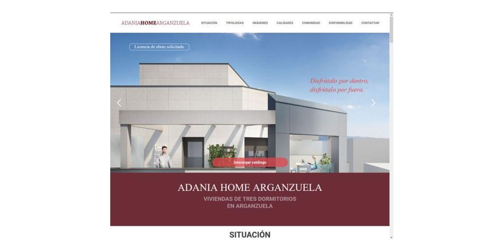 Proyectos - Vivienda en Arganzuela