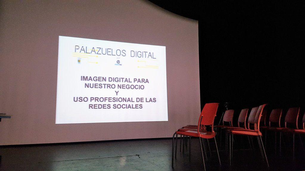 Presentación Palazuelos Digital